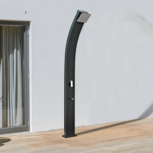 Premium-Solardusche Slim Line Deluxe