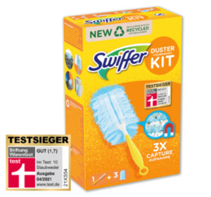 SWIFFER Staubmagnet-Starter-Set