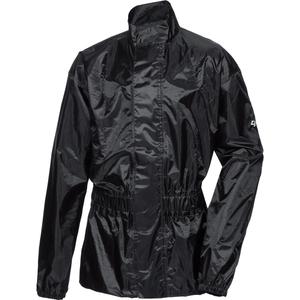 DXR Textil Regenjacke 1.0 schwarz Unisex Größe XXL