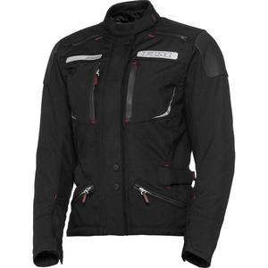 FLM Damen Reise Textiljacke 2.1 schwarz Größe XS