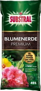 Substral Premium Blumenerde ,  40 L