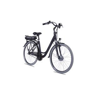 "LLobe              City E-Bike ""Metropolitan Joy"", 13 Ah, schwarz"