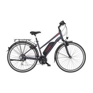 """Fischer Bikes              Trekking E-Bike """"ETD 1806"""", grau"""