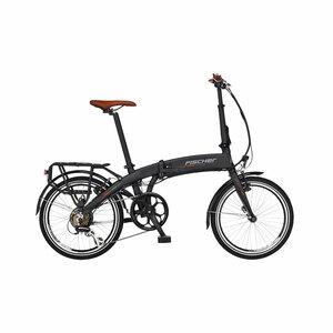 "Fischer Bikes              E-Faltrad ""FR18 MJ21"", schwarz"