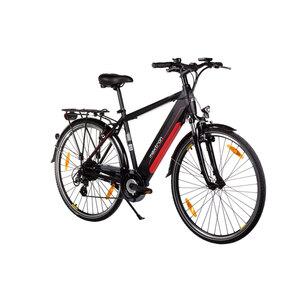 """Maxtron              Trekking E-Bike """"MT-1"""", schwarz"""