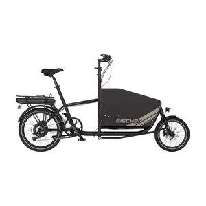 "Fischer Bikes              E-Lastenrad ""LEO"", schwarz"