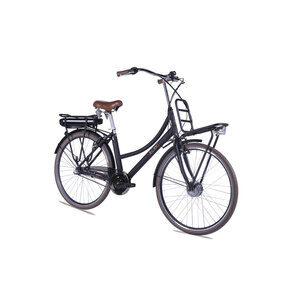 """LLobe              City E-Bike """"Rosendaal 2"""", 10Ah, Damen, schwarz"""