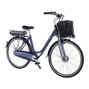 "LLobe              Trekking E-Bike ""Black Motion 2.0"", 10,4 Ah, schwarz"
