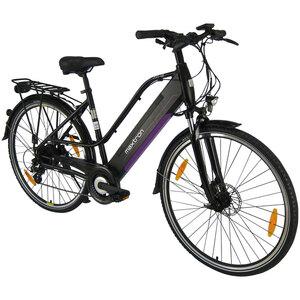 """Maxtron              Trekking E-Bike """"MT-12"""", schwarz"""