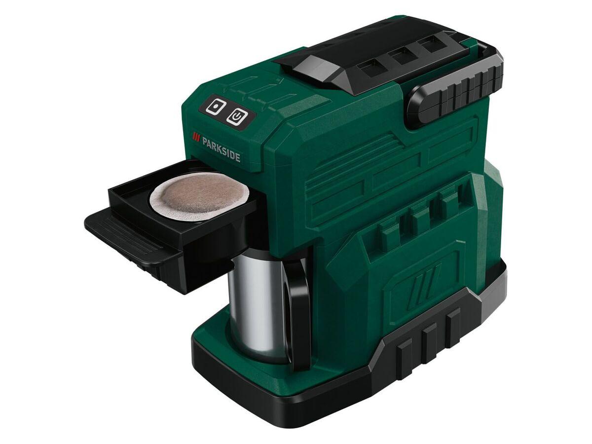Bild 5 von PARKSIDE®  Akku-Kaffeemaschine »PKMA 20-Li A1«, 20 V