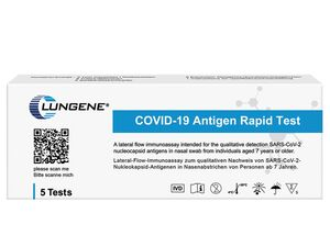200er Set Clungene COVID-19 Rapid Antigen-Schnelltest