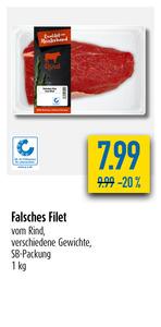 Falsches Filet
