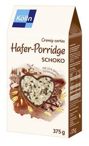 Kölln Cremig-zartes Hafer-Porridge Schoko 375G