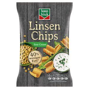funny-frisch Linsenchips 90 g