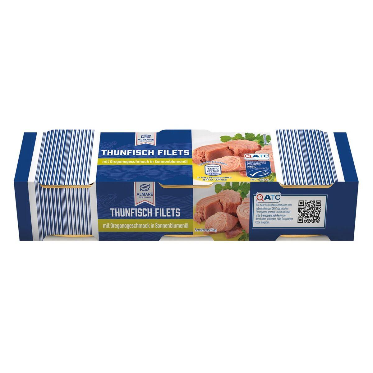 Bild 2 von ALMARE Mini-Pack Thunfisch 240 g