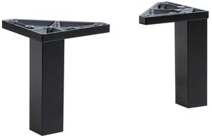 XORA Fuß-Set, 2-teilig XO1000