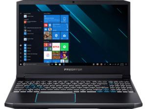 ACER Predator Triton 300 (PT315-52-73TB), Gaming Notebook mit 15,6 Zoll Display, Intel® Core™ i7 Prozessor, 16 GB RAM, 512 SSD, GeForce GTX 1660Ti, Schwarz/Blau