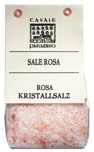 Casale Paradiso Sale Rosa - Rosa Kristallsalz 0000 - Gewürze, Italien, 0.3000 kg