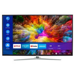 MEDION LIFE® X15578 Smart-TV, 147,3 cm (58'') Ultra HD Display, High Dynamic Range, HLG, Dolby Vision™, Micro Dimming, MEMC, PVR ready, Netflix, Amazon Prime Video, Bluetooth®, DTS HD, HD Triple