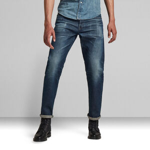 Morry Relaxed Tapered Selvedge Jeans