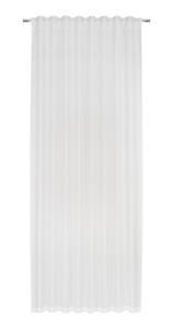 Fertigvorhang Elisa in Weiß ca. 135x255cm