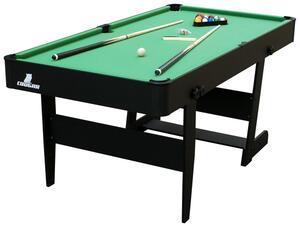 Billiardtisch Hustle XL ca. 183x83x91cm