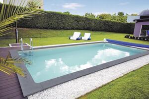 Schwimmbecken Gran Canaria ca. 800x400x150cm