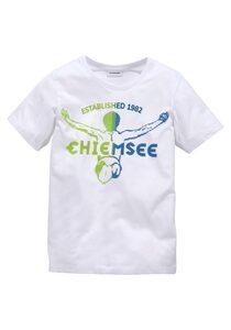 Chiemsee T-Shirt mit samtigem Druck