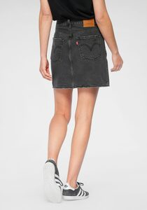 Levi's® Jeansrock »deconstructed Iconic Bf Skirt« mit Knopfverschluss