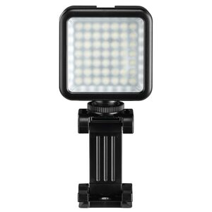 """Hama »LED-Licht« Blitzgerät, (49 BD"""" für Smartphones, Foto- und Videoka)"""