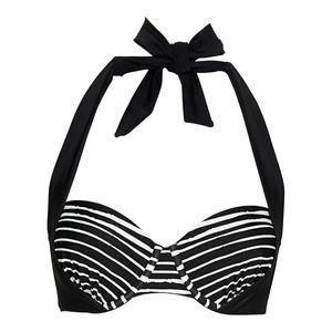 Damen-Bikini-Oberteil mit Bindebändern