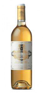 Sauternes Château Coutet 1er Cru Classé Sauternes-Barsac 0,5l in 6er HK 2010 - 0.5 L - Frankreich - Weisswein - Sauternes
