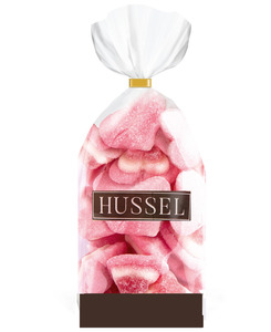Tricolor Herzen von Hussel, 250g