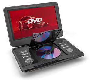 Caliber MPD112 Tragbarer DVD-Player, Schwarz