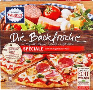 ORIGINAL WAGNER Die Backfrische oder Big City Pizza