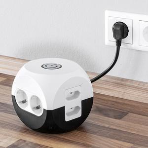 Powertec Electric Steckdosenwürfel