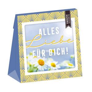 """Knusper-Schokis """"Alles Liebe für Dich"""", 80g"""