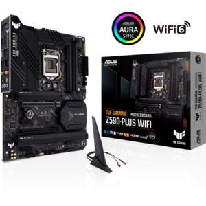ASUS TUF Gaming Z590-Plus WIFI ATX Mainboard 1200 DP/HDMI/M.2/USB3.2/WIFI/BT