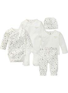 HEMA Newborn-Set Weiß