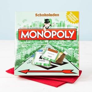 Monopoly Schokoladenspiel, 160g
