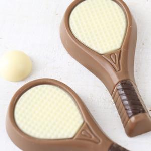 Tennis-Set Aufschlag von Hussel, 65g