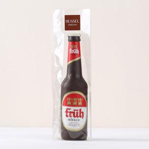"""Schokoladen-Bierflasche """"Kölsch"""" von Hussel, 130g"""