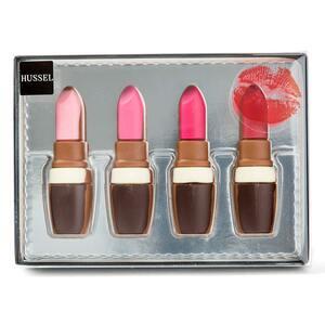 Schokoladen Lippenstift Box von Hussel,  55g