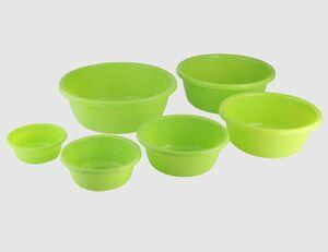 Schüssel-Set grün