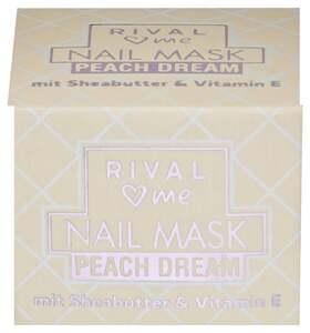 RIVAL loves me Nail Mask 02 peach dream