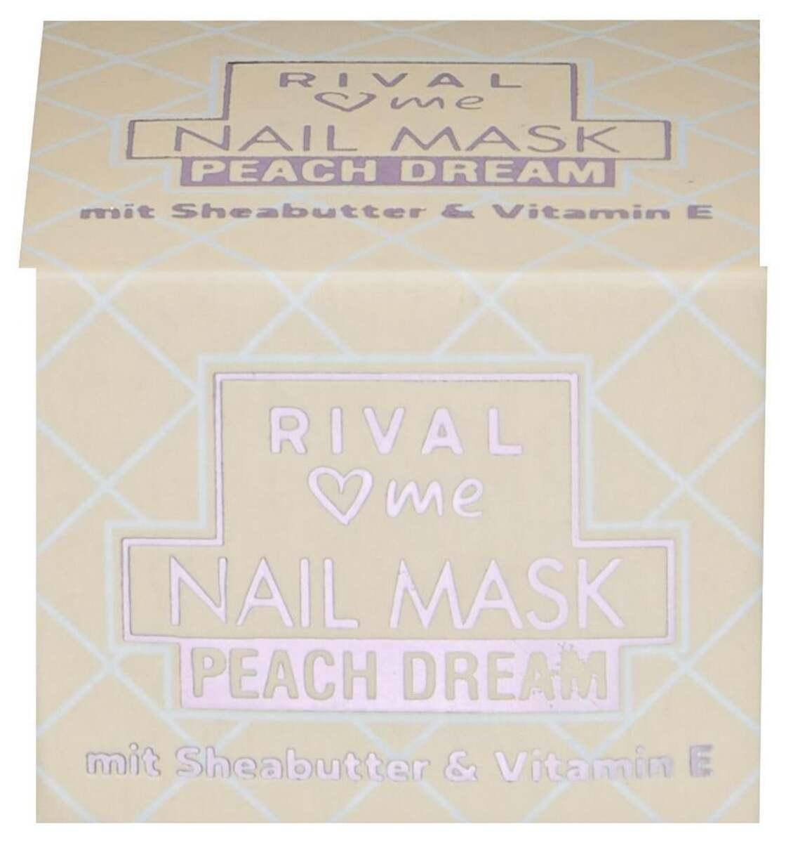 Bild 1 von RIVAL loves me Nail Mask 02 peach dream