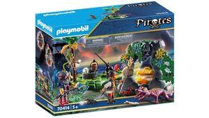 PLAYMOBIL 70414 - Pirates - Piraten Schatzversteck