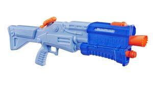 Hasbro - Super Soaker Fortnite TS-R Pump-Action Wasser-Attacke