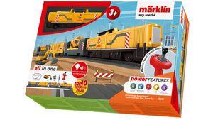 """Märklin 29341 - Märklin my world - Startpackung """"Baustellenzug"""""""