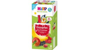 HiPP Bio Eis-Zapfen Rote Bio-Früchtchen